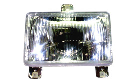 Tractor Headlamp Assembly